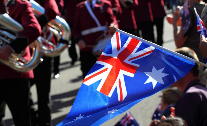 Anzac Day Parade Brisbane 2020