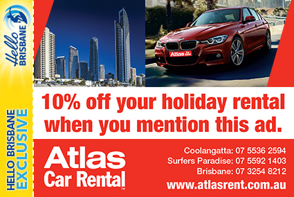 Discount Coupon – Atlas Car and Truck Rental
