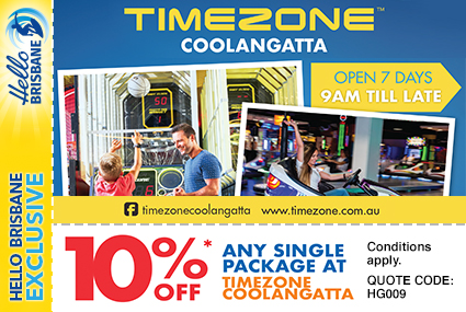Discount Coupon – Timezone