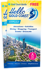 Hello Gold Coast Magazine – Spring 2018 (August – November)