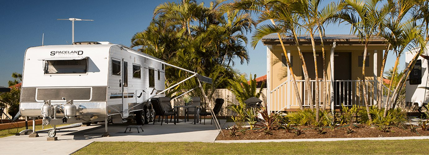 Brisbane Holiday Village – Cabins, Caravans & Camping
